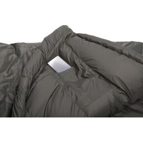 Grüezi-Bag Biopod DownWool Summer Comfort Sleeping Bag deep forest